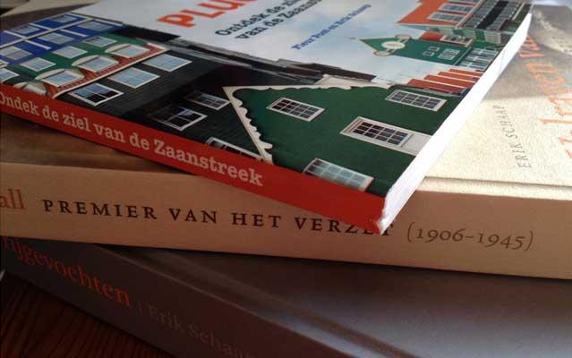 Boeken van Erik Schaap