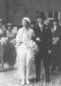 Bruiloft Walraven en Tilly van Hall